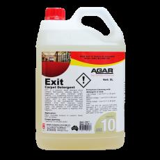 EX5 AGAR EXIT CARPET CLEANER 5LT