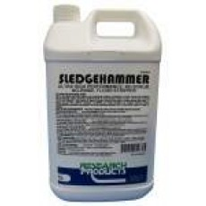25015A RESEARCH SLEDGEHAMMER - HIGH PERFORMANCE FLOOR STRIPPER 5LT