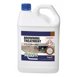 206015A RESEARCH BROWNING TREATMENT - FAST ACTING, SELF NEUTRALISING, NO NEED TO RINSE 5LT
