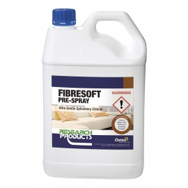 213015A RESEARCH FIBRESOFT PRESPRAY - WATER  BASED UPHOLSTERY CLEANER 5LT