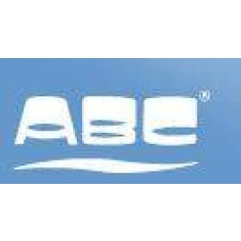 A-112W ABC DINNER NAPKINS 1PLY CTN 2000