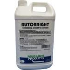 311015A RESEARCH AUTOBRIGHT - SELF SHINING, STREAK FREE CARWASH 5LT