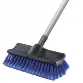 B-10405F OATES AQUA BROOM WITH TELESCOPIC HANDLE