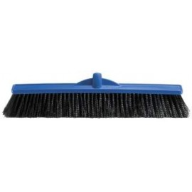 B-12142 OATES 600MM INDUSTRIAL EXTRA STIFF POLY BROOM HEAD ONLY
