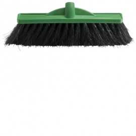 B-12160 OATES 350MM PLATFORM BLEND BROOM HEAD ONLY
