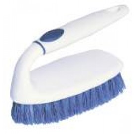 B-40005 OATES SOFT GRIP SCRUB BRUSH