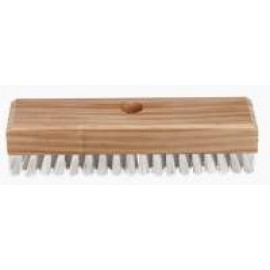 B-12402 OATES MARINE SCRUB SYNTHETIC BRISTLES  HEAD ONLY