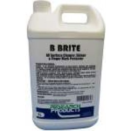 100015A RESEARCH B-BRITE - ALL SURFACE CLEANER, SHINER & FINGER MARK PROTECTOR 5LT