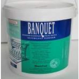1049A CHEMTEST BANQUET - COMMERCIAL DISHWASHING POWDER 5KG