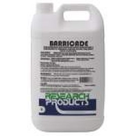 53815A RESEARCH BARRICADE - WATER BASED STAIN PROTECTOR FOR INVISIBLE SUBSURFACE PROTECTION 5LT