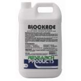 570015A RESEARCH BLOCKADE - CONCRETE, EXFOLIATED GRANITE, POROUS STONE, TERRAZZO AND PAVER SEAL 5LT