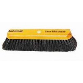 "2091 BRADY 14"""" HAIR & FIBRE BROOM HEAD ONLY"