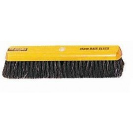 "2092 BRADY 18"""" HAIR & FIBRE BROOM HEAD ONLY"