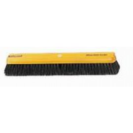 "2093 BRADY 24"""" HAIR & FIBRE BROOM HEAD ONLY"