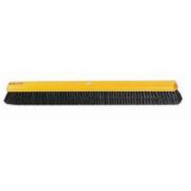 "2095 BRADY 36"""" HAIR & FIBRE BROOM HEAD ONLY"