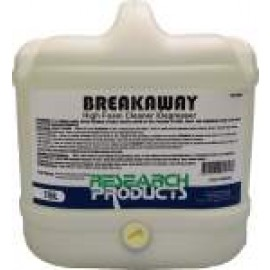 36015 RESEARCH BREAKAWAY - HIGH FOAM CLEANER/DEGREASER 15LT