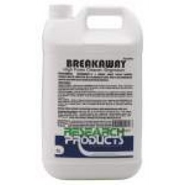 36015A RESEARCH BREAKAWAY - HIGH FOAM CLEANER/DEGREASER 5LT
