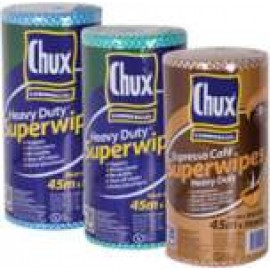 09305 CHUX HEAVY DUTY SUPERWIPES CLOTH ROLL 45MT