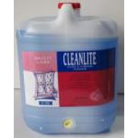 2194 CHEMTEST CLEANLITE - GLASS AND CHROME CLEANER 20LT