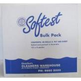 CWSBP CLEANERS WAREHOUSE SOFTEST 2PLY TOILET PAPER ROLLS 400 SHEET CTN 48 ROLLS