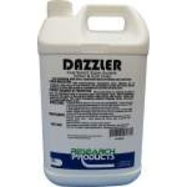 541115A RESEARCH DAZZLER - POLYURETHANE SEALER FINISH FOR WET LOOK FLOORS 5LT