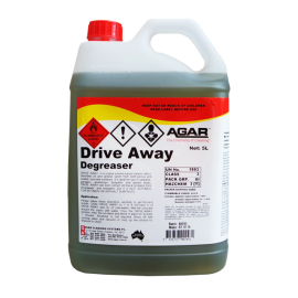 DR5 AGAR DRIVEAWAY - OIL & GREASE REMOVER 5LT