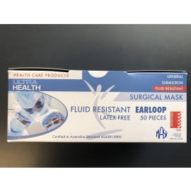 600005 ULTRA HEALTH EARLOOP MASK