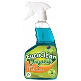 OSC750 EUCOCLEAN ORGANIC SHOWER & BASIN CLEANER 750ML