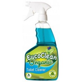 OTC750 EUCOCLEAN ORGANIC TOILET CLEANER 750ML