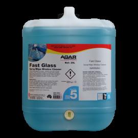 FAS20 AGAR FAST GLASS 20LT