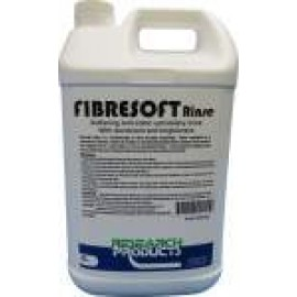 214015A RESEARCH FIBRESOFT RINSE - SOFTENING ANTI STATIC UPHOLSTERY RINSE 5LT