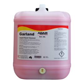 GAR20 AGAR GARLAND - GENTLE HAND CLEANER 20LT