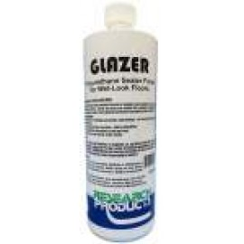 602006 RESEARCH GLAZER - POLYURETHANE SEALER FINISH FOR WET LOOK FLOORS 1LT