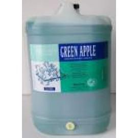 2152 CHEMTEST GREEN APPLE - DISHWASHING DETERGENT 25LT