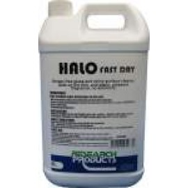 39315A RESEARCH HALO FAST DRY - SMEAR FREE GLASS AND SHINY SURFACE CLEANER 5LT
