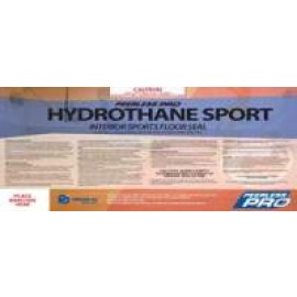 HYDSPO18 PEERLESS HYDROTHANE SPORTS - INTERIOR SPORTS FLOOR SEAL 18LT