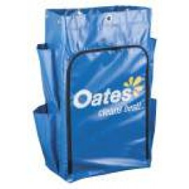 JA-011-Z OATES REPLACEMENT ZIP BAG FOR PLATINUM JANITORS TROLLEY