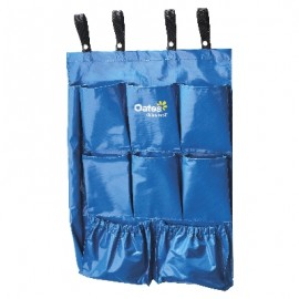 JA-021 OATES PLATINUM 9 POCKET ORGANISER BAG