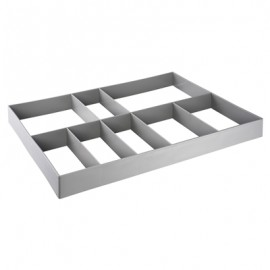 JA-032 OATES COMPARTMENT TRAY FOR HOUSEKEEPING TROLLEYS