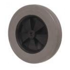 "JA-40303860 OATES 8"" REAR JANITORS CART WHEEL"