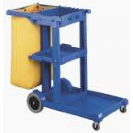 JC-175BL OATES JANITORS CART MARK 11