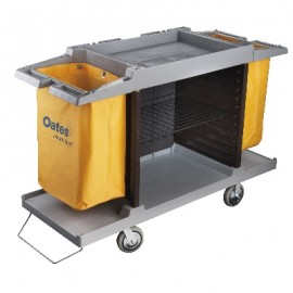 JC-178GR OATES ROOM SERVICE TROLLEY