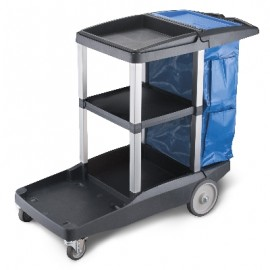 JC-3000ZX OATES PLATINUM JANITORS CART MK11