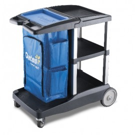 JC-3100C OATES PLATINUM COMPACT HOUSEKEEPING CART