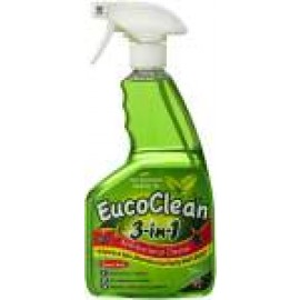 EU750 EUCOCLEAN 3 IN 1 ANTI BACTERIAL CLEANER 750ML