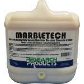 54015 RESEARCH MARBLETECH - WET LOOK HEAVY DUTY SEALER FINISH FOR TERRAZZO, CONCRETE AND STONE 15LT