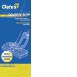 MS-002 OATES SQUEEZE MOP 2 POST REFILL