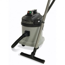NDD570A NUMATIC DUAL MOTOR FINE DUST VACUUM WITH POWER TOOL OUTLET 23LT