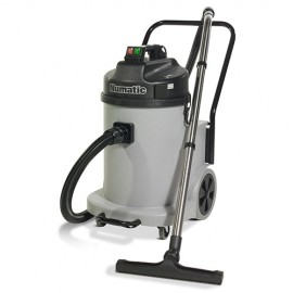 NDD900A NUMATIC DUAL MOTOR FINE DUST VACUUM WITH POWER TOOL OUTLET 40LT