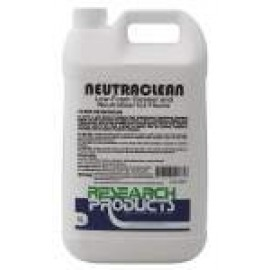 33015A RESEARCH NEUTRACLEAN - LOW FOAM CLEANER AND NEUTRALISER FOR FLOORS 5LT